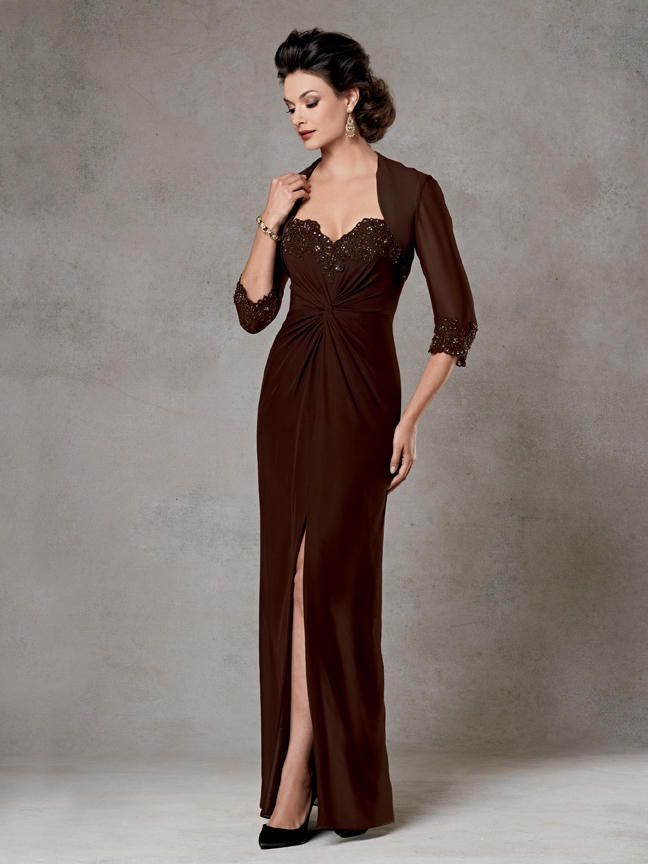 Caterina 4000 Mothers Gown with Bolero