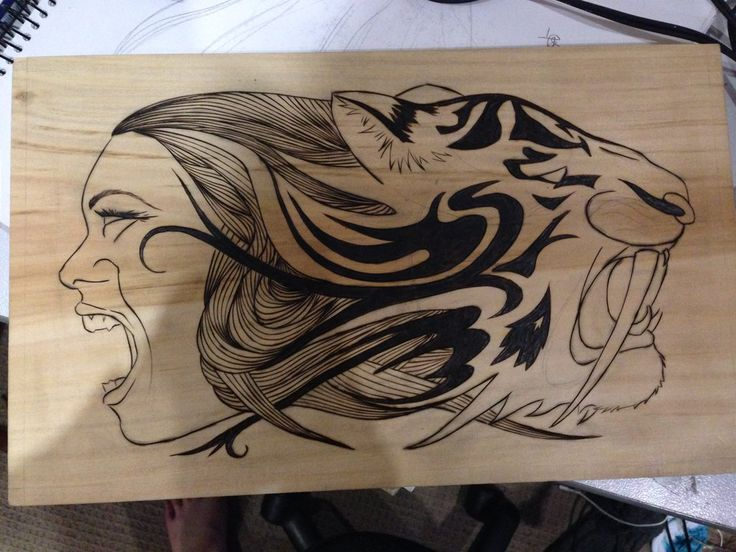173 Best Images About Pyrography On Pinterest