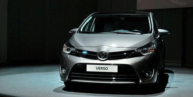 Toyota Verso 2018 Redesign, Powertrain, Interior | 2018 Auto Review Guide