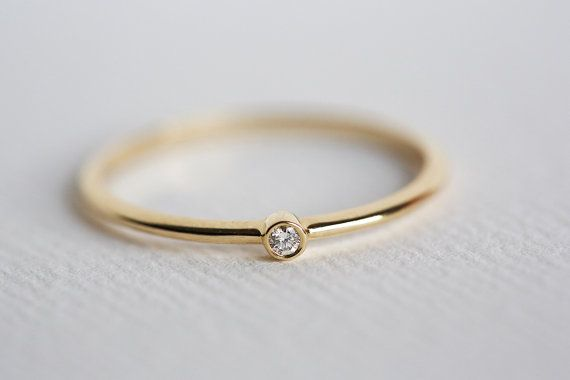 Hey, I found this really awesome Etsy listing at https://www.etsy.com/listing/202749113/tiny-diamond-ring-baby-diamond-ring