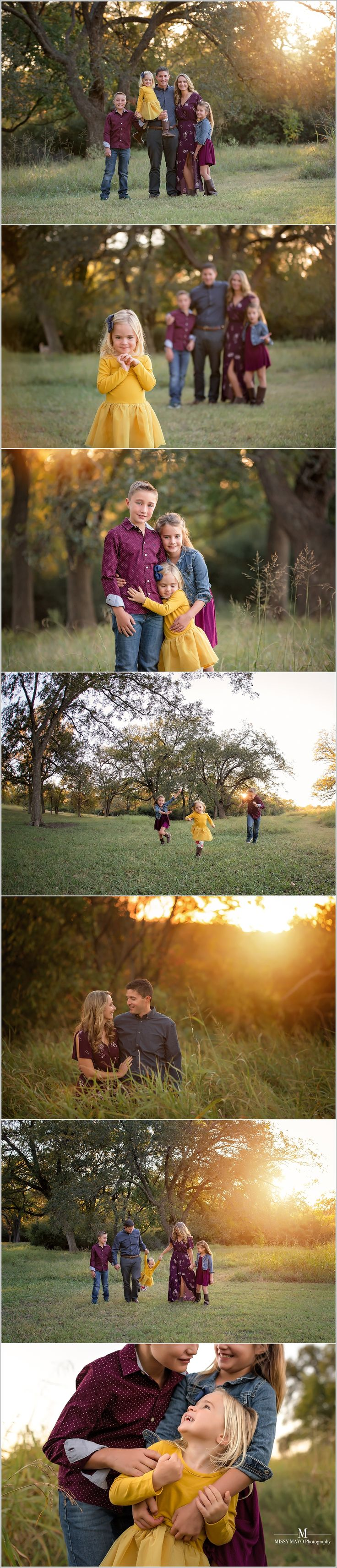 Tips for What to Wear for Family Photos From Dallas Family Photographer Missy Mayo