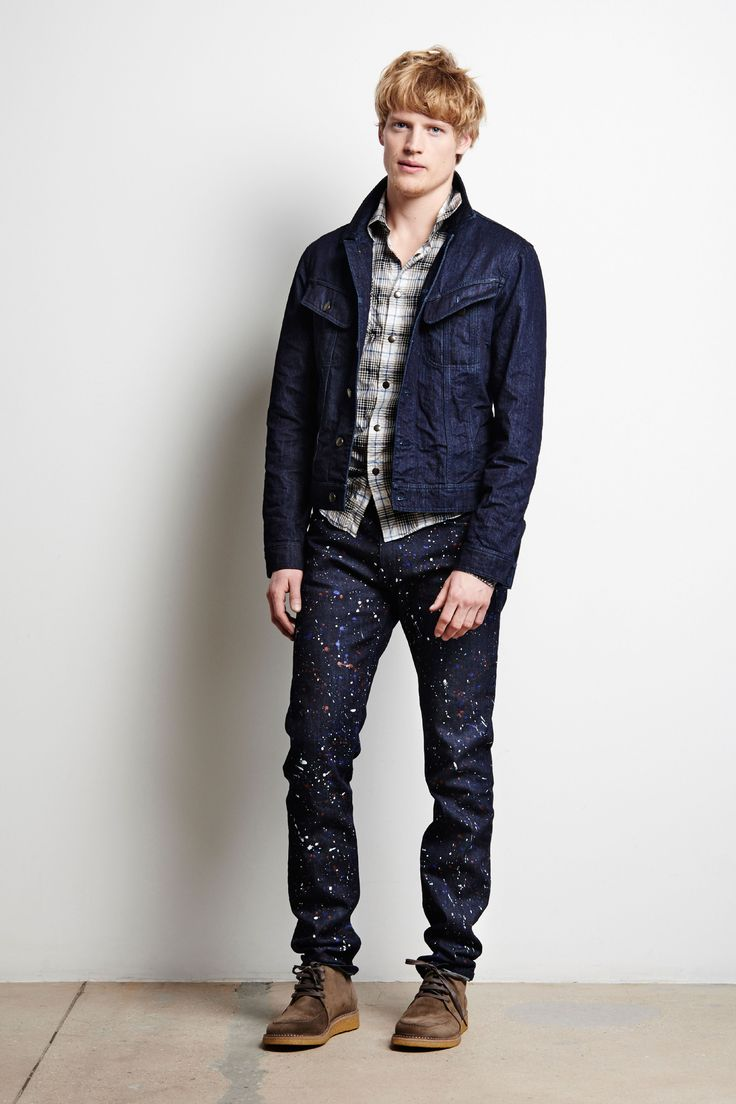 Winter mens men s fall fall autumn pre fall denim winter jeans - Catwalk Photos And All The Looks From Tomas Maier Autumn Winter Menswear New York Fashion Week Find This Pin And More On Men S Pre Fall Fall Winter