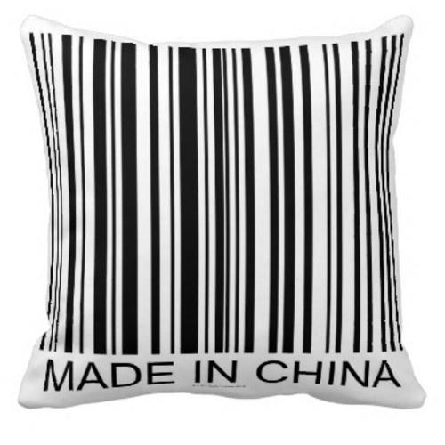 Polštář Made in China Pillow