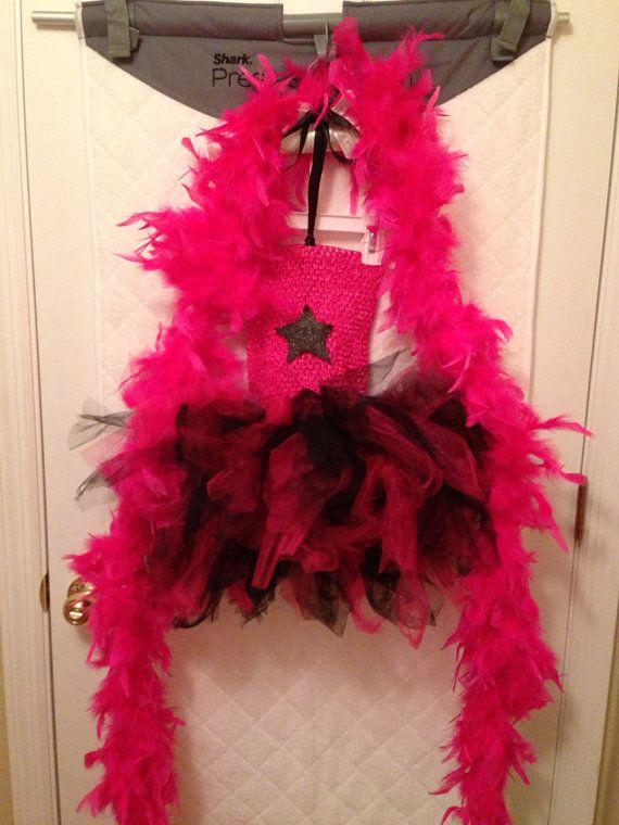 Rock+Star+Diva+Tutu+Costume+by+PoshPrincessTutus+on+Etsy,+$35.00