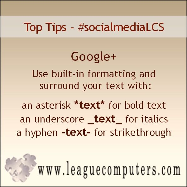 how to make text stand out in scc