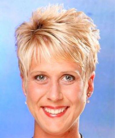 Short Haircuts Women Over 60 Short Hair Styles Pinterest