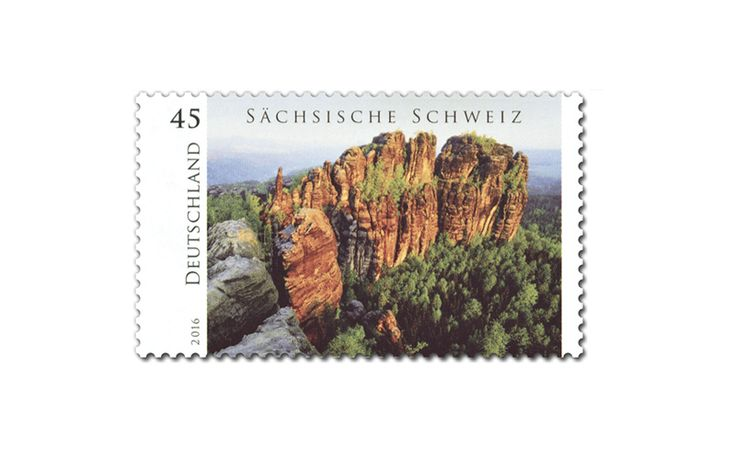 COLLECTORZPEDIA Wild Germany - Saxon Switzerland