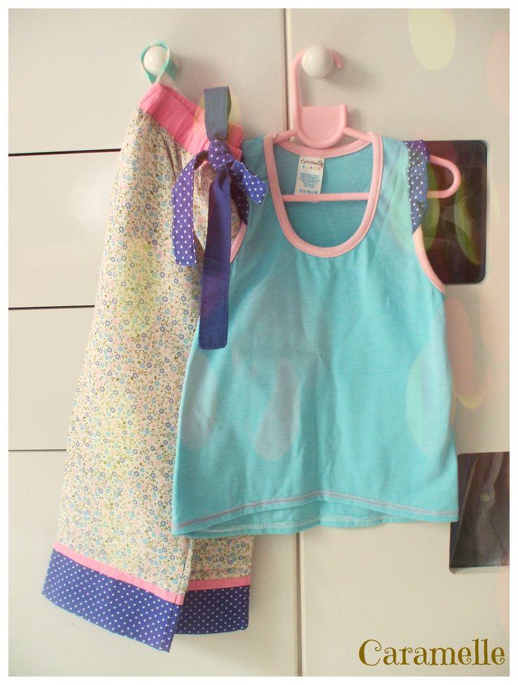 pijamas / moda / niñas / infantil / kids
