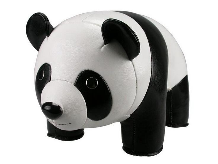 ZÜNY Panda doorstopper or pet:)