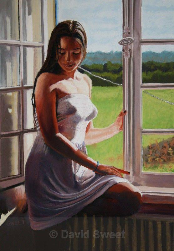 Summertime - Paintings