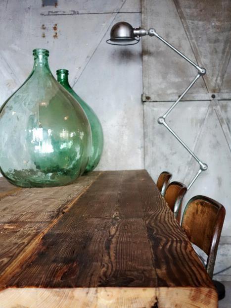Bauhaus, retro, industrieel, brocante en vintage bij Vivre Interieur Authentique Roomed   roomed.nl