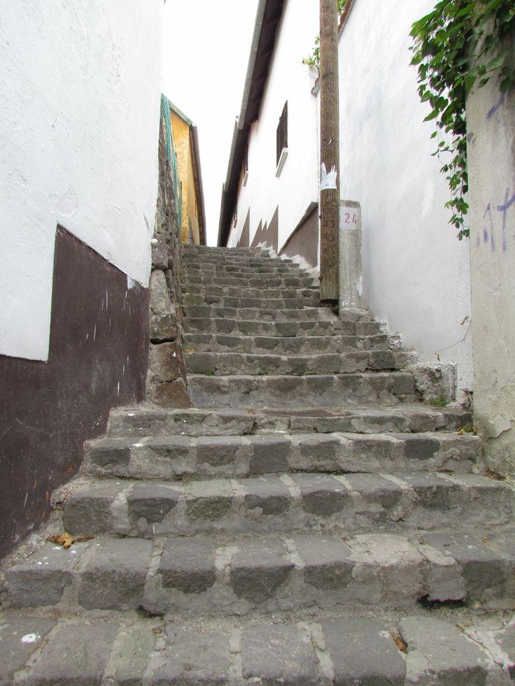 A back alley, Szentendre, Hungary