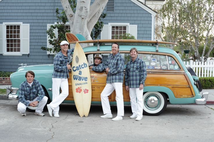 The Beach Boys it wouldn't be summer without hearing one of their great songs. Brian Wilson had a great ear for music. Their harmonies were fantastic.