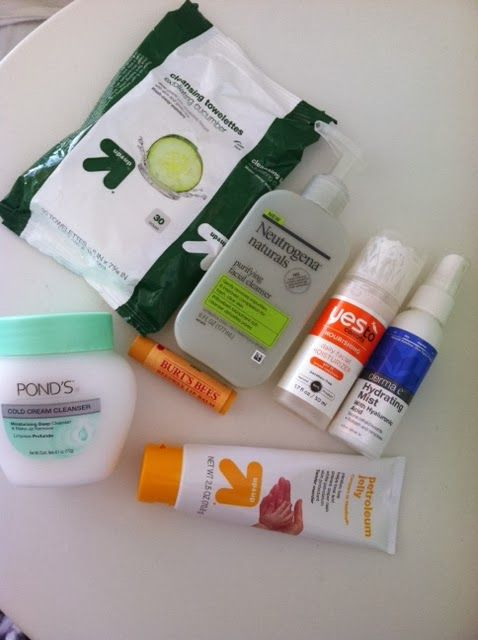 Nightly Skin Care Routine #beauty