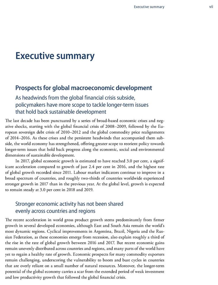 World Economic Situation and Prospects 2018   OECD READ edition