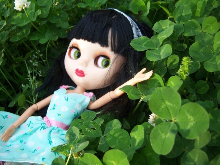 Lola my bassak doll