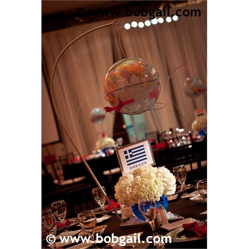 17 best images about international centerpieces on for International theme decor