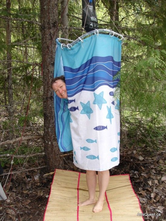 54 best Camping Showers / Recreational Vehicle images on Pinterest ...