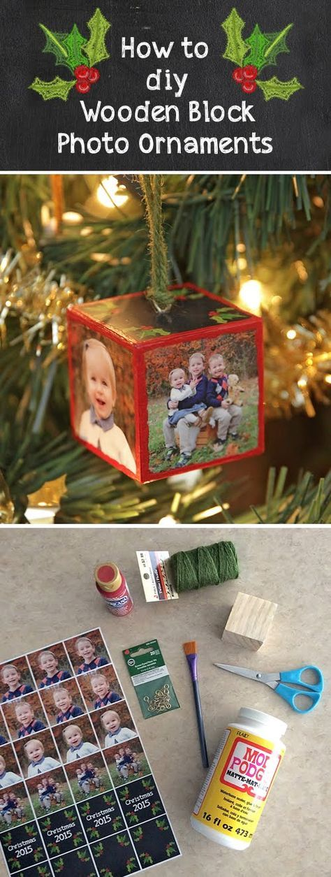 How to make your own photo ornaments ornament etsy and How to make your own ornament