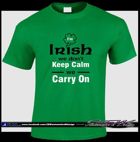 Best 25  Irish t shirts ideas only on Pinterest | Irish t, Irish ...