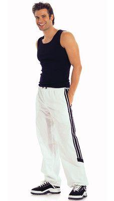 burda style, Schnittmuster für Männer - Sporthose mit Kordel- bzw. Gummidurchzug in drei Längen mit modischen Details