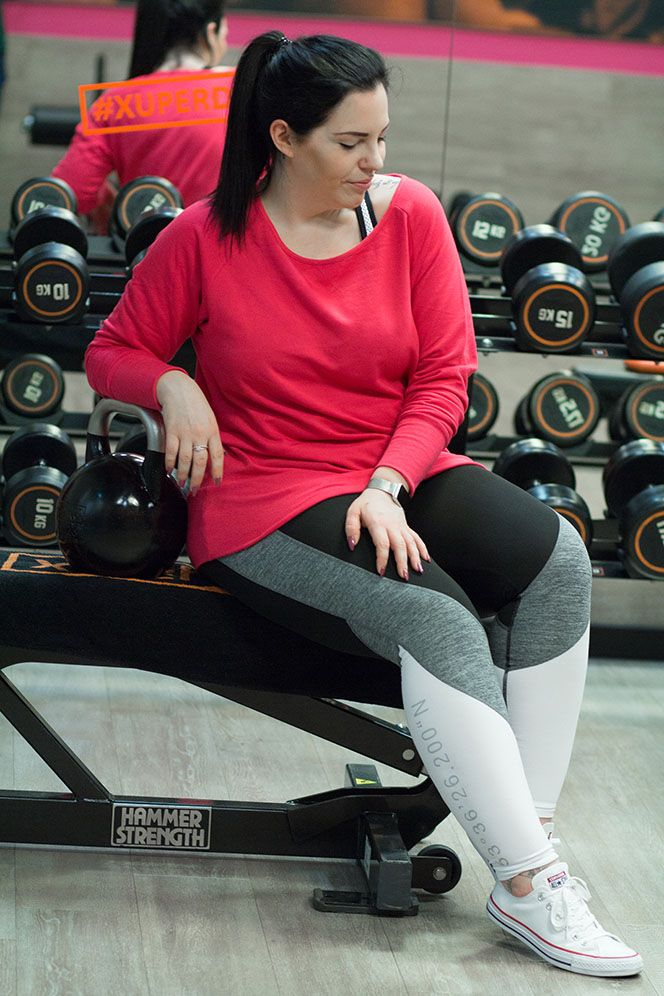 sport outfit fuer grosse groessen gym for plus size sport outfits plus