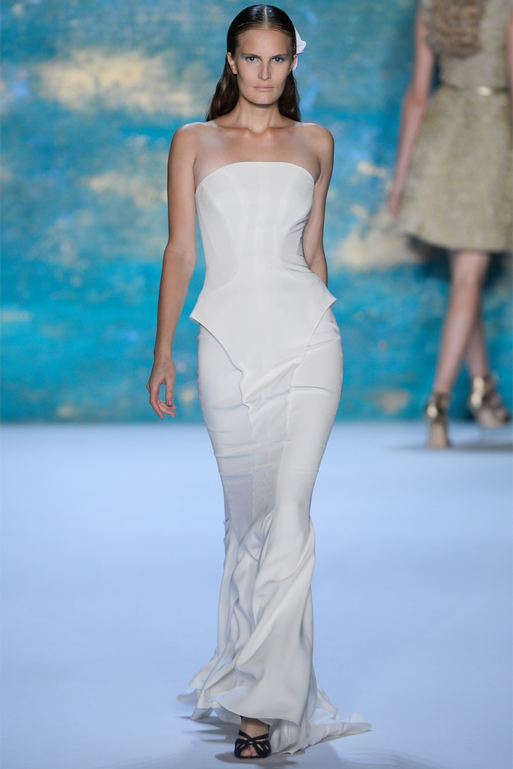 16 best MONIQUE LHUILLIER images on Pinterest | Monique lhuillier ...