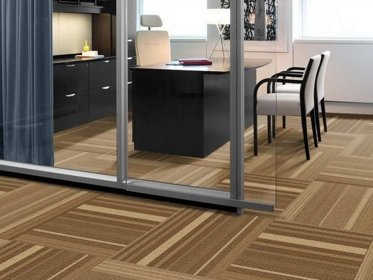 Office Carpet Tiles Have Been Designed To Give High Performance