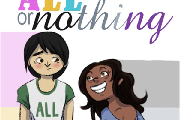 """""""All or Nothing"""" : a sitcom-styled comedy web series about a pansexual person and an asexual person who are roommates."""
