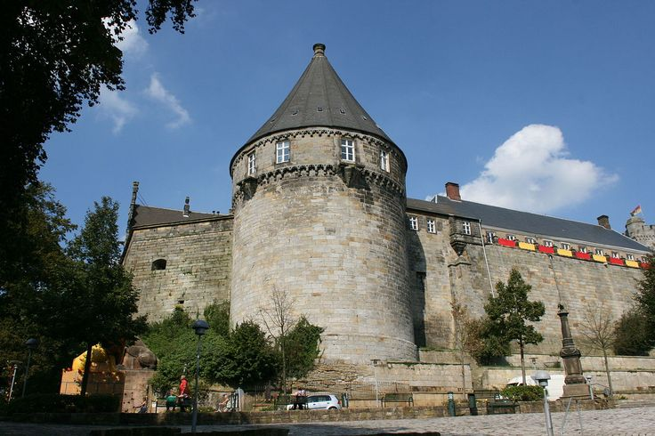 Batterietoren Kasteel Bad Bentheim ©Frank Vincentz