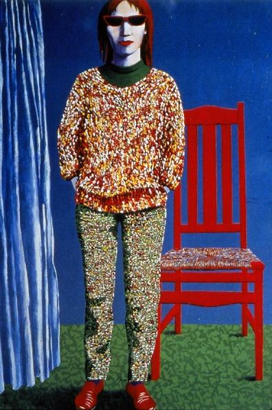 korean artist, Ahn Chang-Hong.