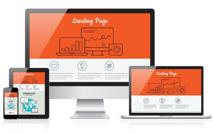 How Landing Pages Help - Spree Marketing - digital marketing company