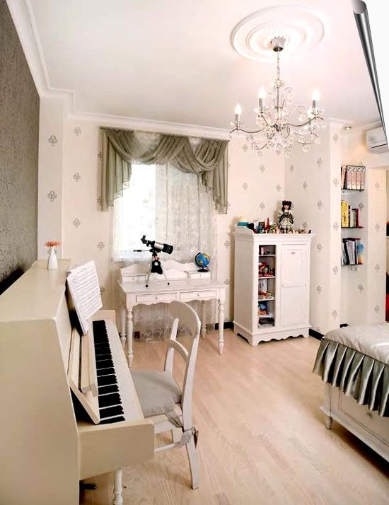 How to place a piano in an interior of your house - пианино в интерьере