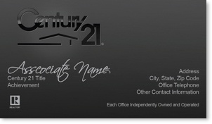 93 best images about century 21 business cards on for Century 21 business cards template
