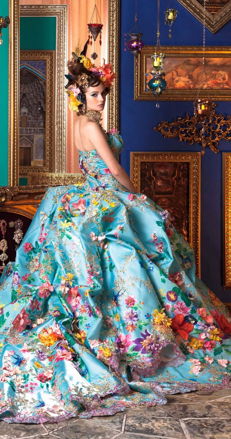425 best #gorgeous #gown images on Pinterest | Evening gowns, High ...