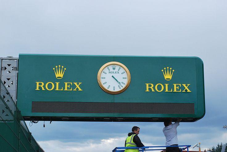 BELGIUM GRAND PRIX 21.08.2014 PITLANE