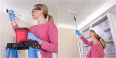 Comment peindre un plafond pour rénover son intérieur – 15 idées fraîches