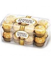 Ferrero Rocher (16 pcs).