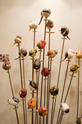 home von voxgirl: room & garden 2013 #Ceramic art home von voxgirl: …   – Keramische Kunst