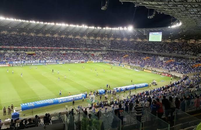 Justica Determina Torcida Unica No Jogo Entre Cruzeiro E Palmeiras Brasileiroseriea Cruzeiro Torcida Esporte