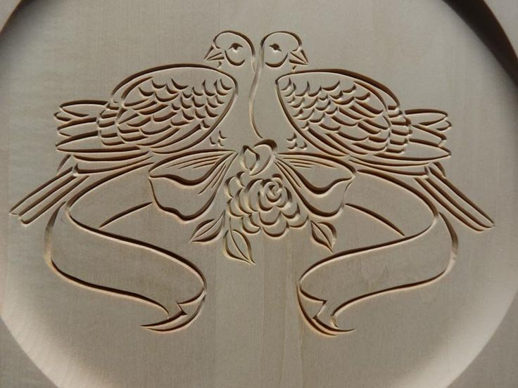 Quot wedding plate chip carved by mychipcarving
