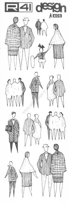 architecture people sketch - Google Search