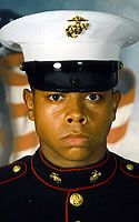 Marine Cpl. Andre L. Williams  Died July 28, 2005 Serving During Operation Iraqi Freedom  23, of Galloway, Ohio; assigned to the 3rd Battalion, 25th Marine Regiment, 4th Marine Division, Marine Forces Reserve, Columbus, Ohio; attached to Regimental Combat Team 2, 2nd Marine Division, II Marine Expeditionary Force (Forward); killed July 28 when his unit came under attack by enemy small-arms fire and rocket-propelled grenades while conducting combat operations in Cykla, Iraq.