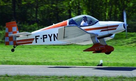 comptoir.ULM à Valence : Simulateur de vol au dessus du Vercors: #VALENCE 109.90€ au lieu de 169.00€ (35% de réduction)