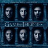 Game of Thrones: Music from the HBO Series, Season 6 [Original TV Soundtrack] [CD]