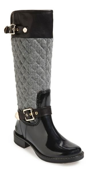 quilted rain boots http://rstyle.me/n/rd3frr9te