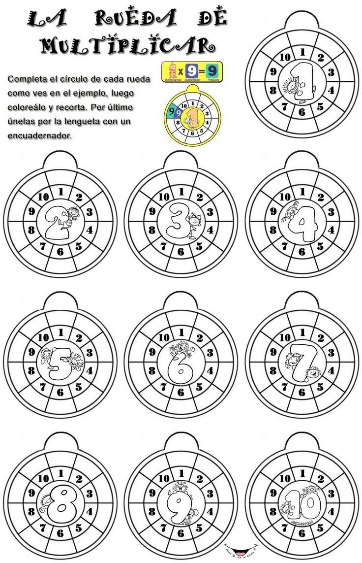 EL COLOR DE LA ESCUELA: SEGUNDO CICLO DE PRIMARIA : Material didáctico de…