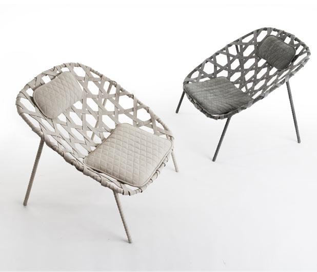 Benjamin Hubert coracle chair