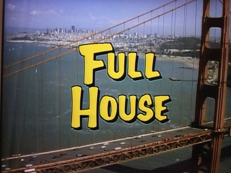 Always watching full house every hour every minute every second