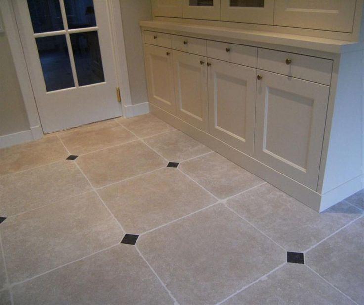 Kalksteen vloeren Chambolle